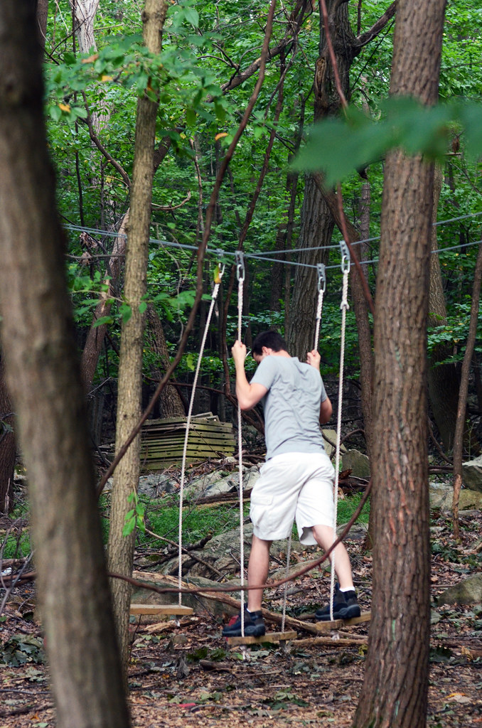 The Secret Ropes Course