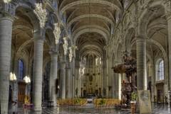 Saint John the Baptist (cclontz) Tags: brussels panorama church nikon belgium baptist 18mm saintjohn saintjohnthebaptist d7000