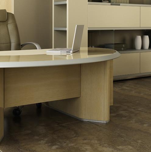 Koydol Resilient Tile Flooring: Slate & Wood I Collection