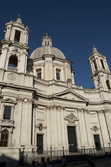 """Chiesa di Sant'Agnese in Agone, piazza Navona • <a style=""""font-size:0.8em;"""" href=""""http://www.flickr.com/photos/89679026@N00/6204514866/"""" target=""""_blank"""">View on Flickr</a>"""