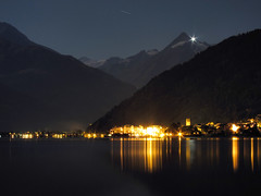 Zell am See (remik78) Tags: lake mountains alps alpen zellamsee alpy zell zellersee fotocompetition fotocompetitionbronze fotocompetitionsilver