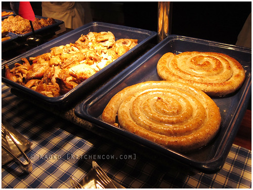 Oktoberfest at Sofitel -  Long Sausage