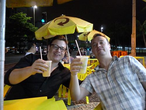 A drink with Joe Muggs