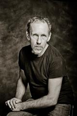 Gregor Laubsch (huragankatrina) Tags: portrait man face eyes nikon workshop d90 beautydish