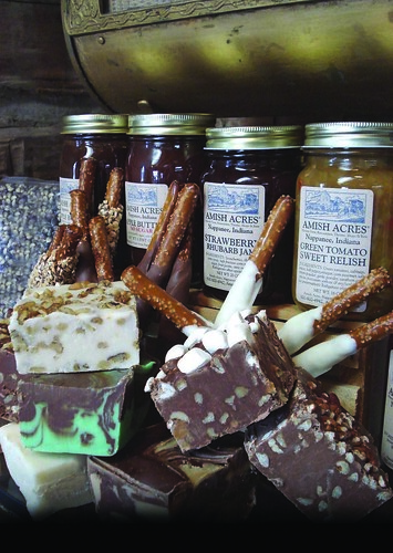 Amish Acres Fudge