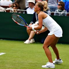 Zahlavova Strycova at Wimbledon (Not enough megapixels) Tags: ladies london slam republic czech grand tennis championships wimbledon singles 2011 barbora strycova zahlavova