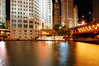 Late Summer Night by the Riverwalk (Seth Oliver Photographic Art) Tags: nightphotography chicago buildings reflections iso200 illinois nikon midwest skyscrapers cities cityscapes rivers nightshots wrigleybuilding michiganavenue chicagoriver pinoy downtownchicago cookcounty nightscapes urbanscapes secondcity magnificentmile nightscenes windycity longexposures chicagoist nightexposures d40 wetreflections cityofchicago 5secondexposure cityofbigshoulders aperturef100 manualmodeexposure setholiver1 18105mmnikkorlens nocturneimages dusablebridge ballheadtripodmountedshot timedelaytriggeredshot vrmodeoff straighteningonly