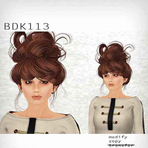 booN BDK113 hair