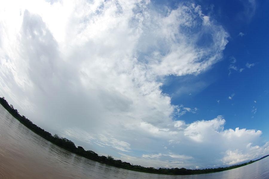 Небо Сельвы, Амазонка. Амазонка, Перу 2011 © Kartzon Dream - авторские путешествия, авторские туры в Перу, тревел видео, фототуры
