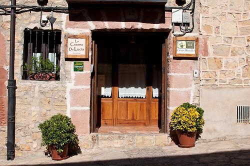 Turismo rural en Sigüenza: La Casona de Lucía
