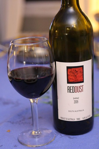 Red Dust Shiraz 2009