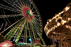 Fair_at_night_002_(Explored #3) (Christoph Pfeilstücker) Tags: night europe fair luxembourg luxembourgcity xris74