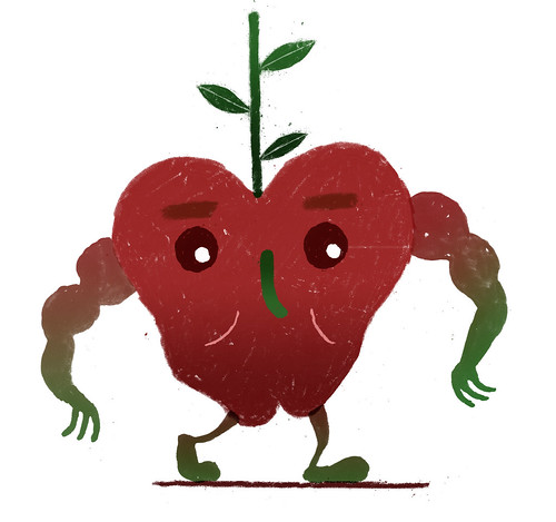 Apple dude
