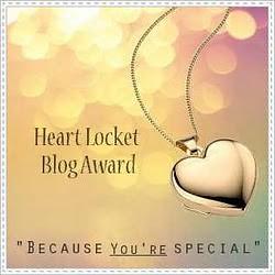 Heart Locket Award