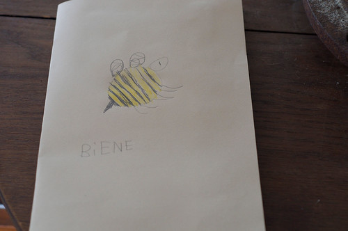 Bienen-Lapbook