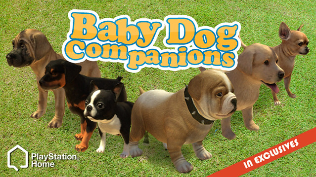 Image of: Play Baby Dog Companions Playstation Home Announces Uncharted 3 Drakes Deception Total Game
