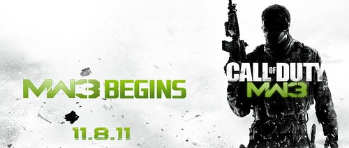 Call of Duty Modern Warfare 3 Coupon