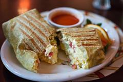 DSC_0080 (KayOne73) Tags: food breakfast restaurant la los nikon downtown angeles eat dine burrito spinach caffe eater urth d60