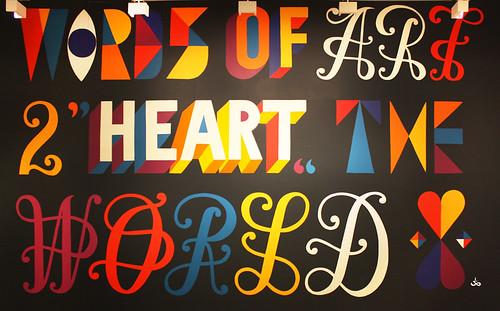 WORDS OF (HE)ART.