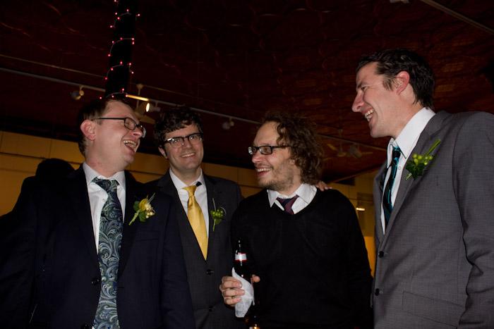 Cody and Emily's Wedding. Chicago.