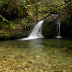 Water is a precious resource (Ahio) Tags: longexposure water squareformat rivers llanes smcpfa31mmf18 vertorama pentaxk5 ríoriensena
