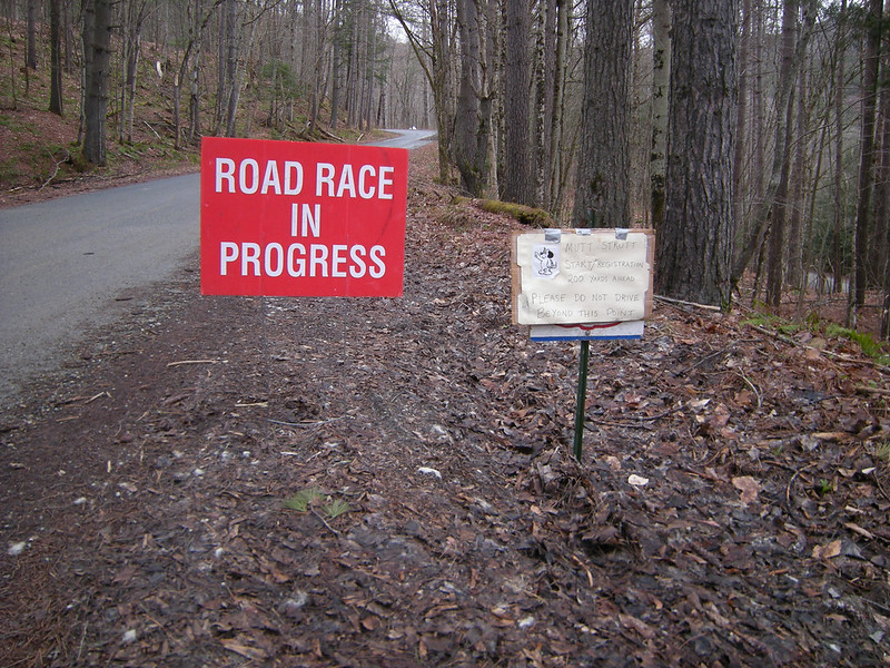 Race Signs