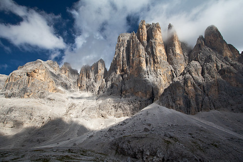 Pradidali (Dolomiti, Italy) by johnny XXIII & francy VI