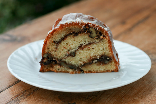 Budapest Bundt Cake - I Like Big Bundts 2011