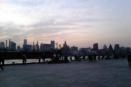 Promenade in Pudong