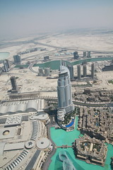 Friday 08: from the highest tower of the world ! @Dubai Photo