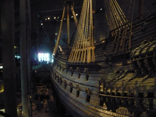 Swedish Man of War Ship Vasa
