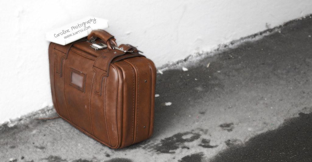 kofferten