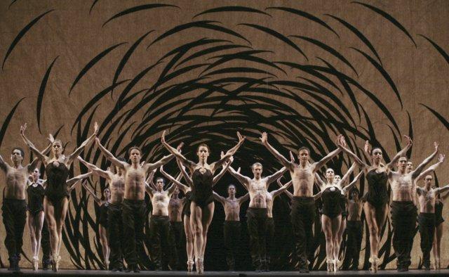 Artists of the Ballet Emergence, Photo by Cylla von Tiedemann