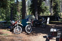 Camping at Mountain Meadow Campground Photo