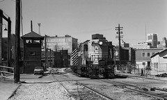 On the Vancouver Waterfront (R R Horne) Tags: vancouver bc waterfront cp cpr railroads fav10
