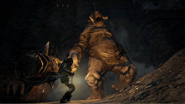 Shoot A Cyclops In Its One Eye In New Dragon's Dogma TGS Trailer (5)