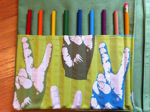 To-Go Artist - pencil case