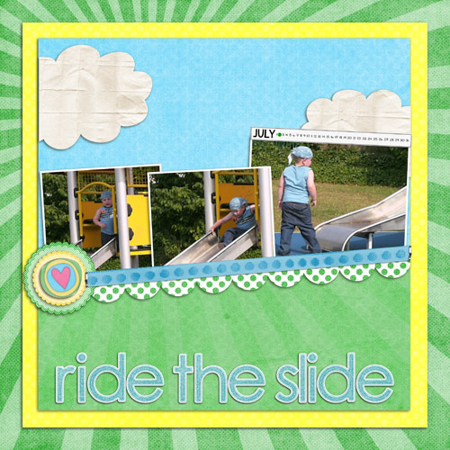 Ride The Slide by Lukasmummy