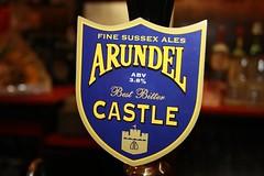 Arundel, Castle, England