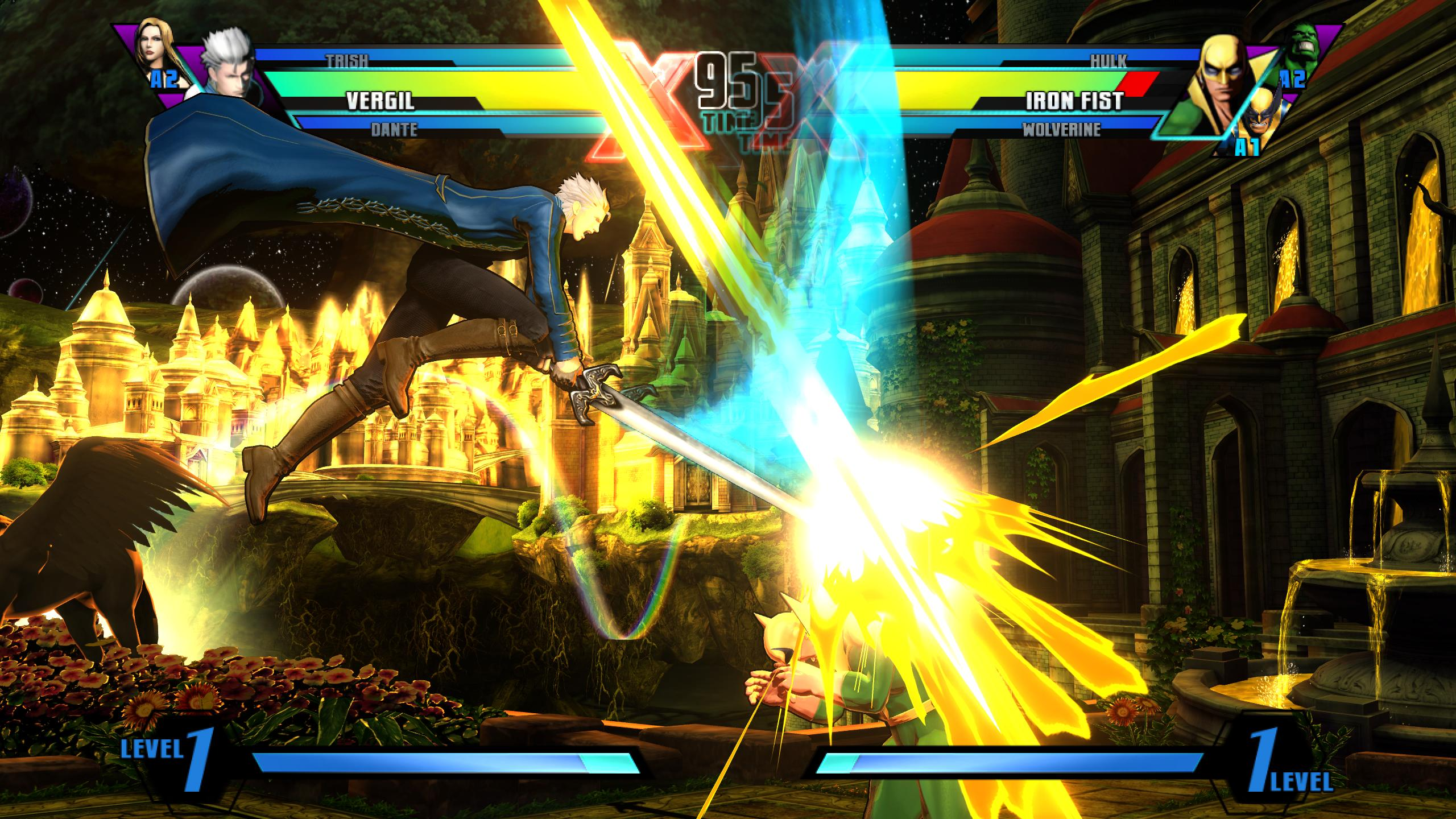 Vergil dans Ultimate Marvel vs. Capcom 3 6151134756_934a3de742_o