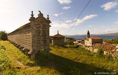 Hórreo de Lira (Carnota, A Coruña)