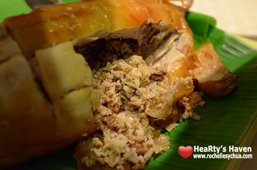 Pepita's Kitchen Chinese Lechon