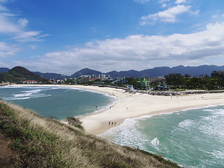 Duas Praias - Recreio - Sudeste - Rio de Janeiro - Brasil / Two Beaches