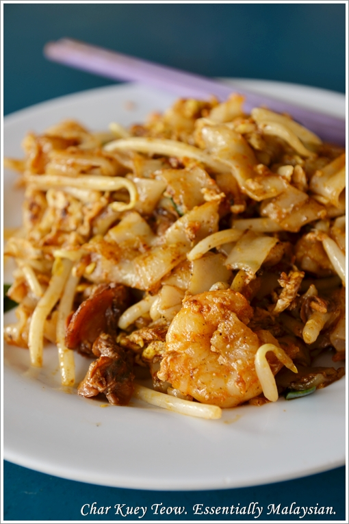 Char Kuey Teow (Penang Fried Flat Noodles) Recipes — Dishmaps