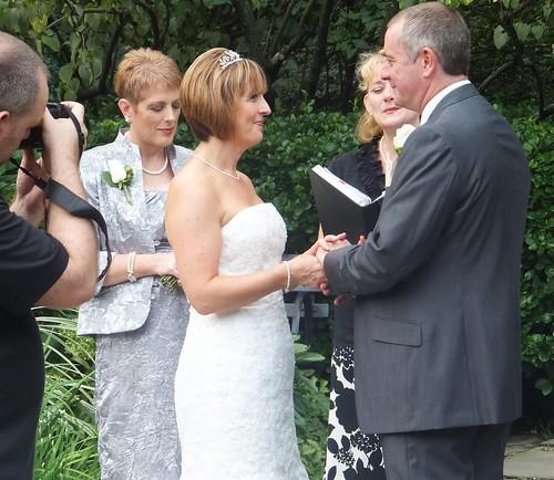 trouwen (Central Park)