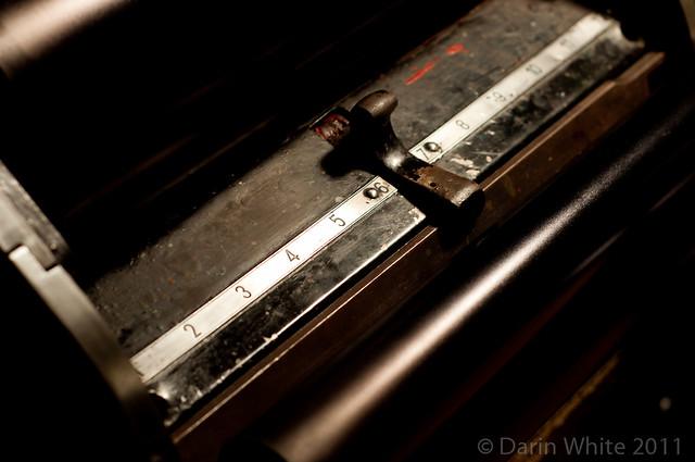 Matthew Reynolds printing presses 101