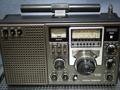 Panasonic COUGER 2200 BCL Radio