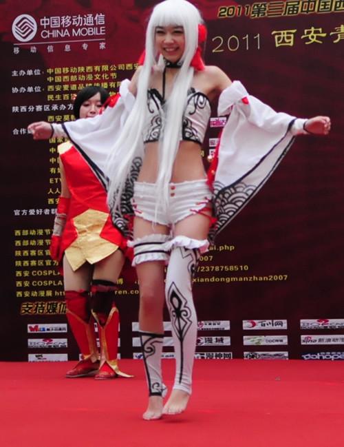 动漫cosplay秀