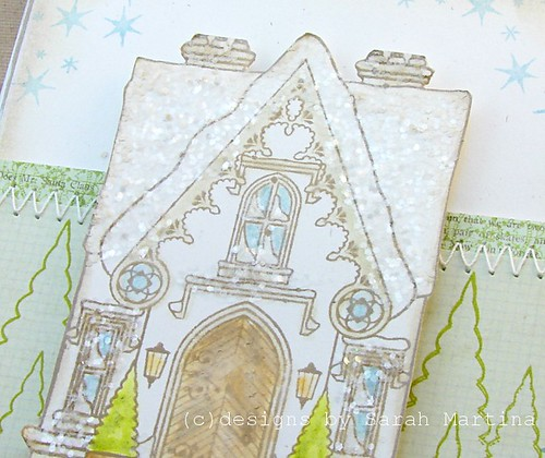 Cottage Cmas Card 4