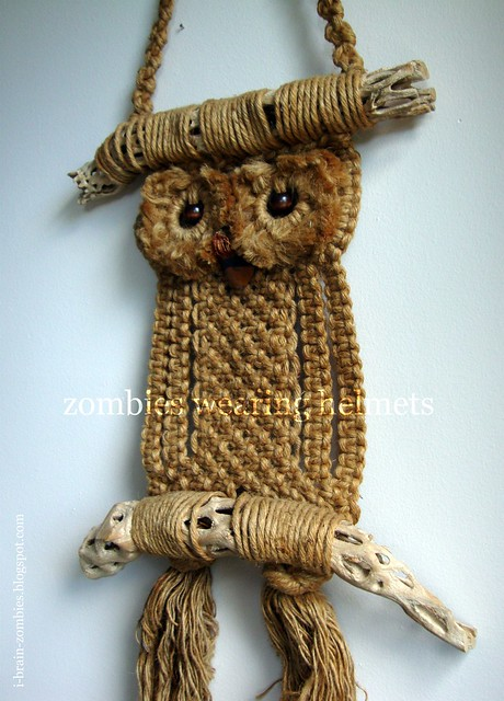 my macrame owl